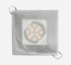 Luminária Quadrada - pag. iluminação
